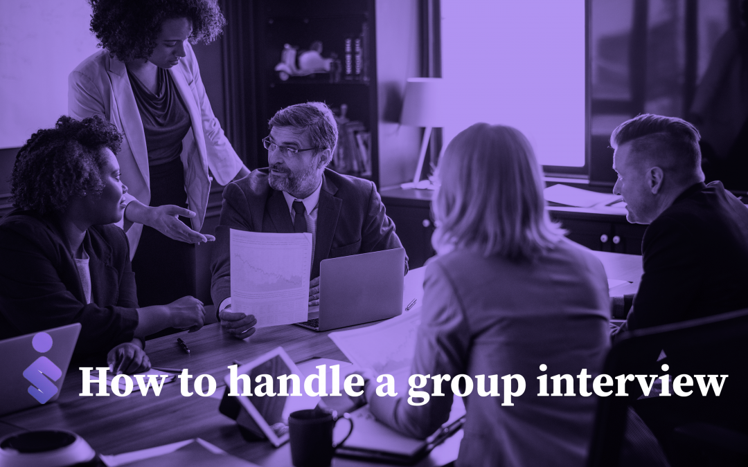 How to handle a group interview 1080x675 - Blog