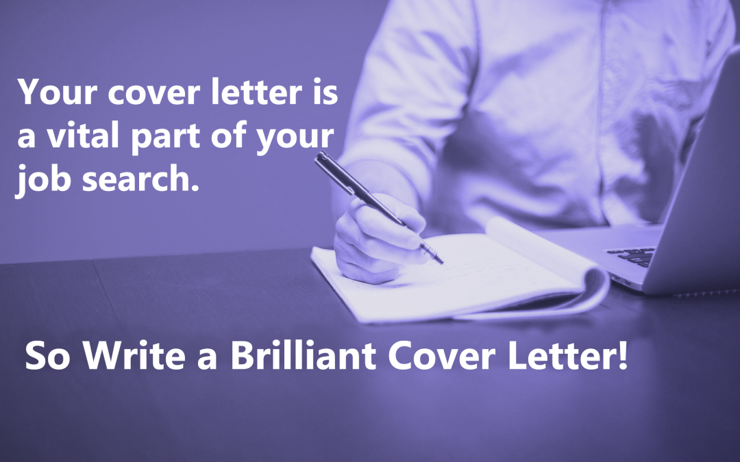 Write a Brilliant Cover Letter!