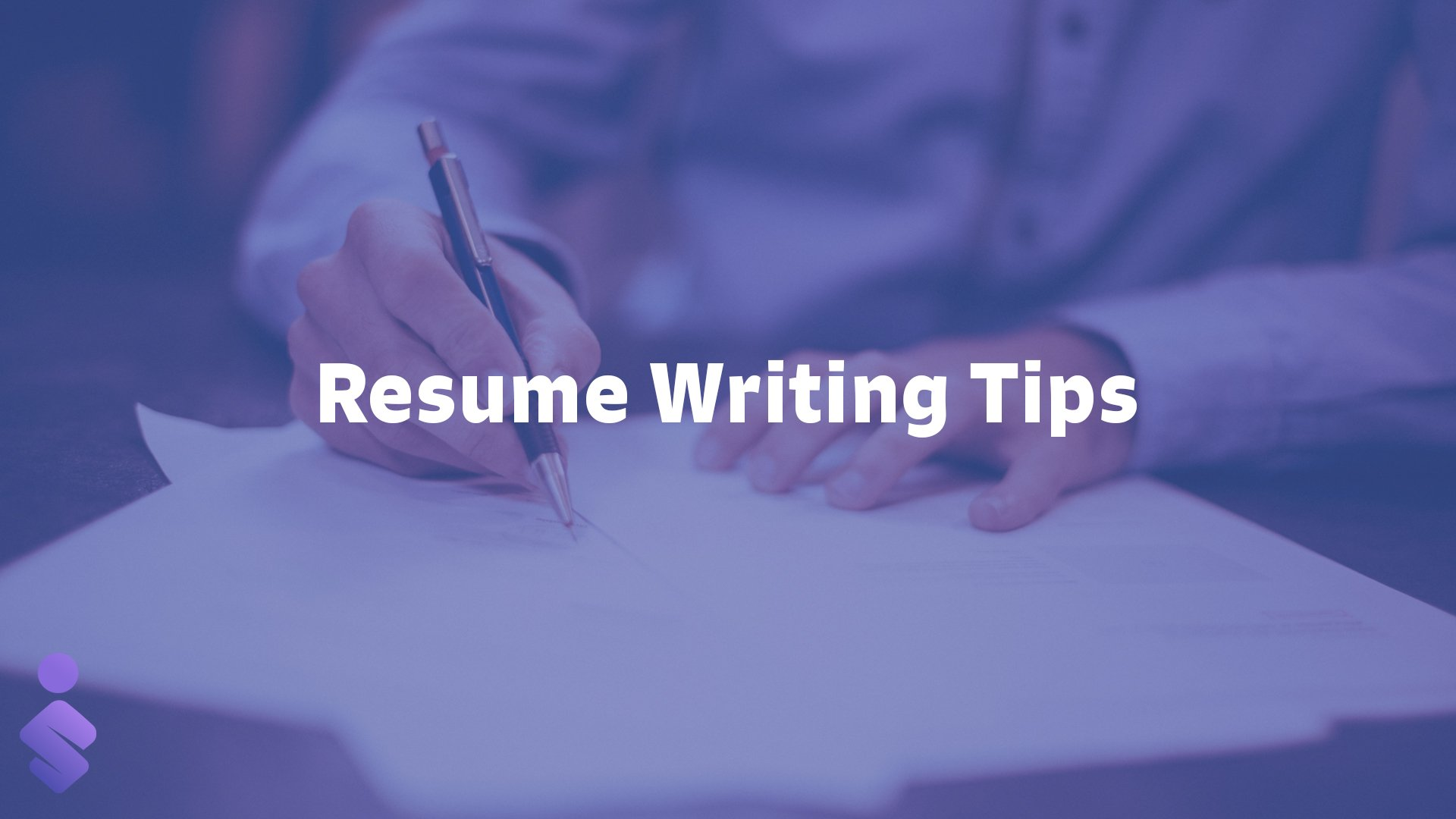 Resume Writing Tips - Blogs & Articles