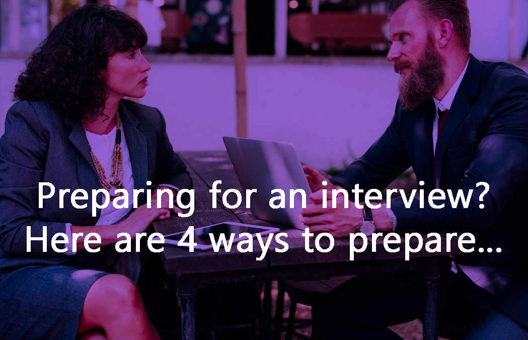 Preparing For An Interview?