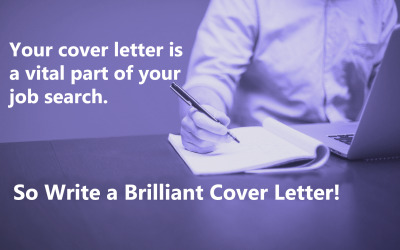 Write a Brilliant Cover Letter 400x250 - Blogs & Articles