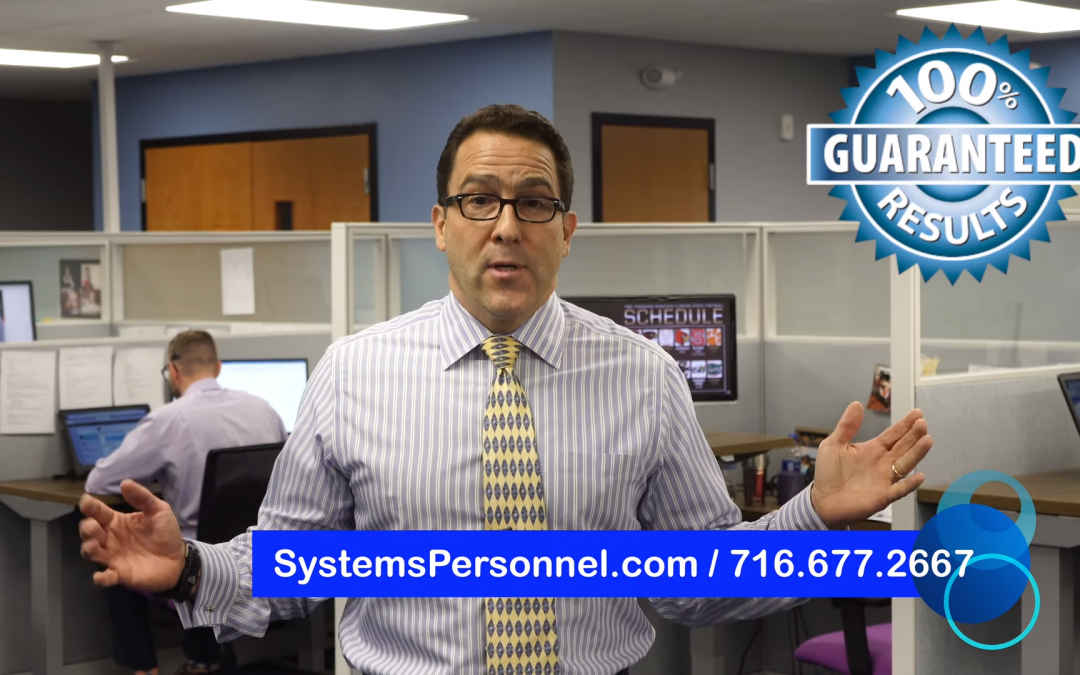 Systems Personnel – TV Commercial