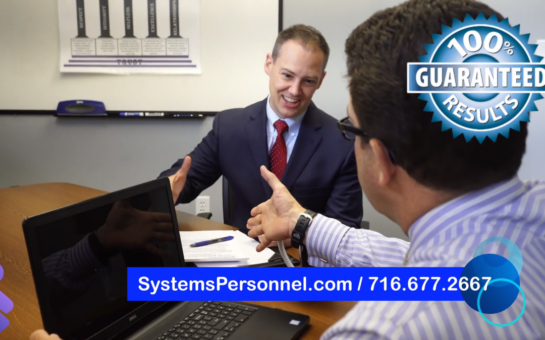Systems Personnel 15 Second TV Commercial!