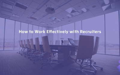 How to Work Effectively with Recruiters 400x250 - Systems Personnel Buffalo, NY Recruiters